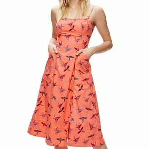 NWT! Free People Sunshine Of Your Love Pink Red